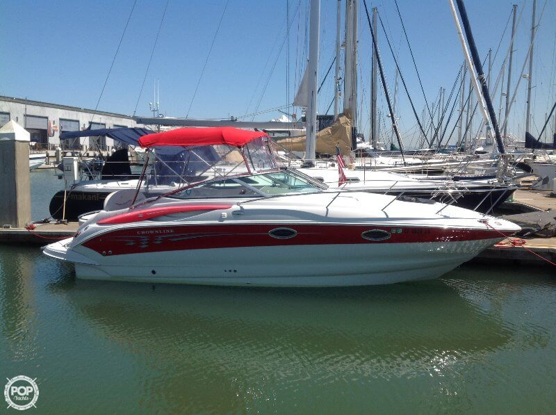 Crown Marine 250 CR 2005 Crownline 250 CR for sale in Fresno, CA