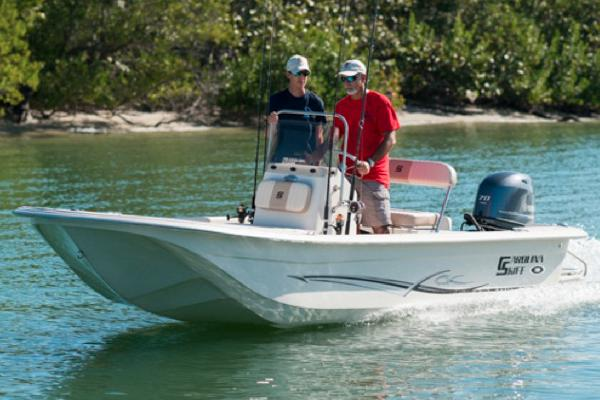 Carolina Skiff JVX16CC Manufacturer Provided Image