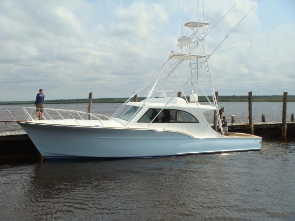 Jersey Cape 47 Custom Hardtop