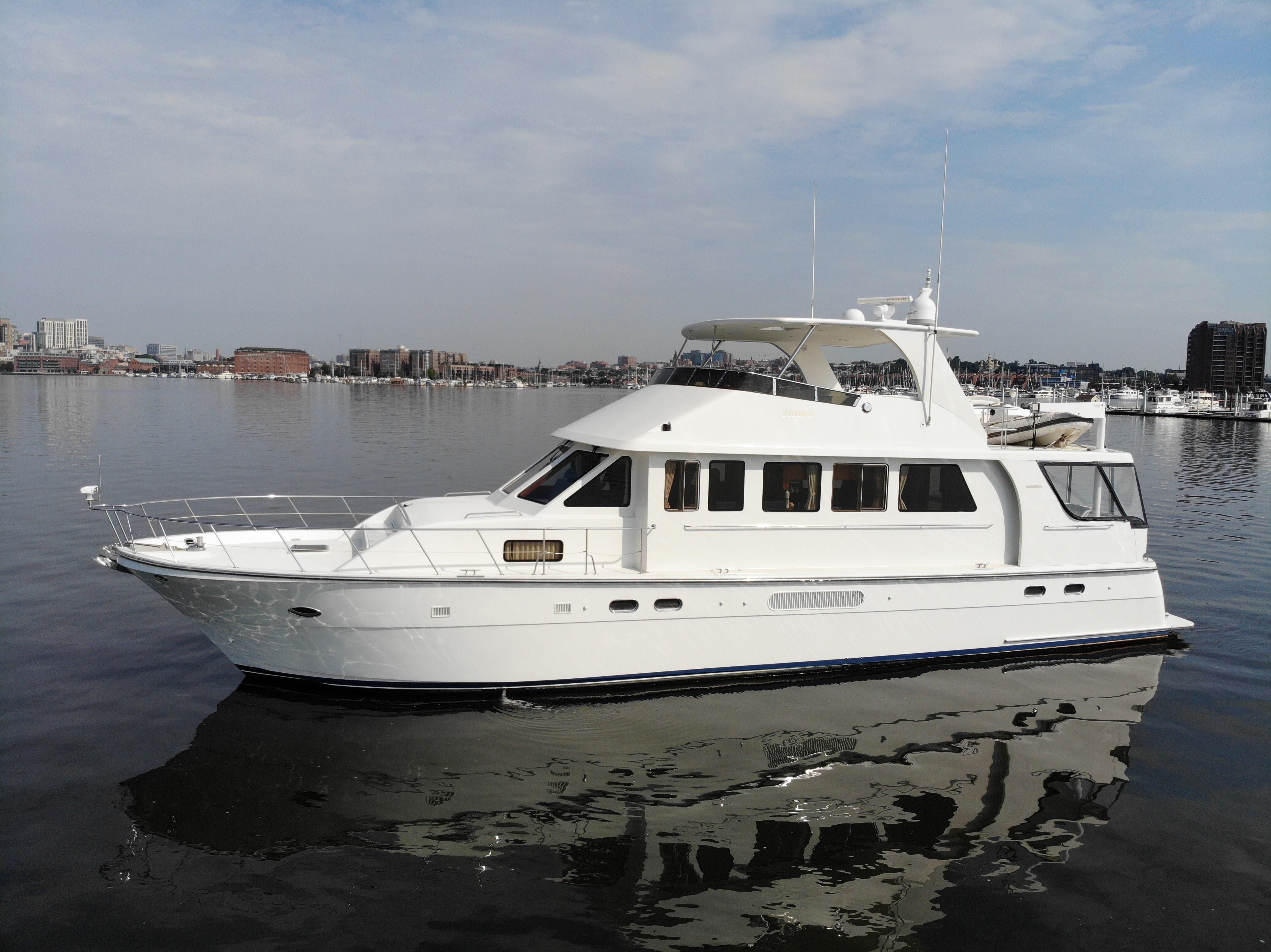 Jefferson 62 Sportdeck Motoryacht