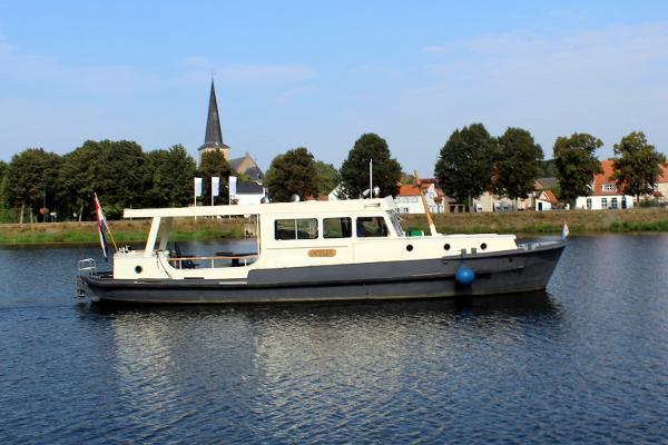 Custom Ex Directievaartuig / Peilboot