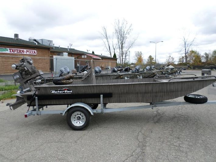 Gator tail boats for sale Aluminum boat and motor packages
