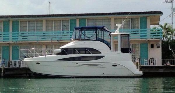 Meridian 368 Motoryacht Profile