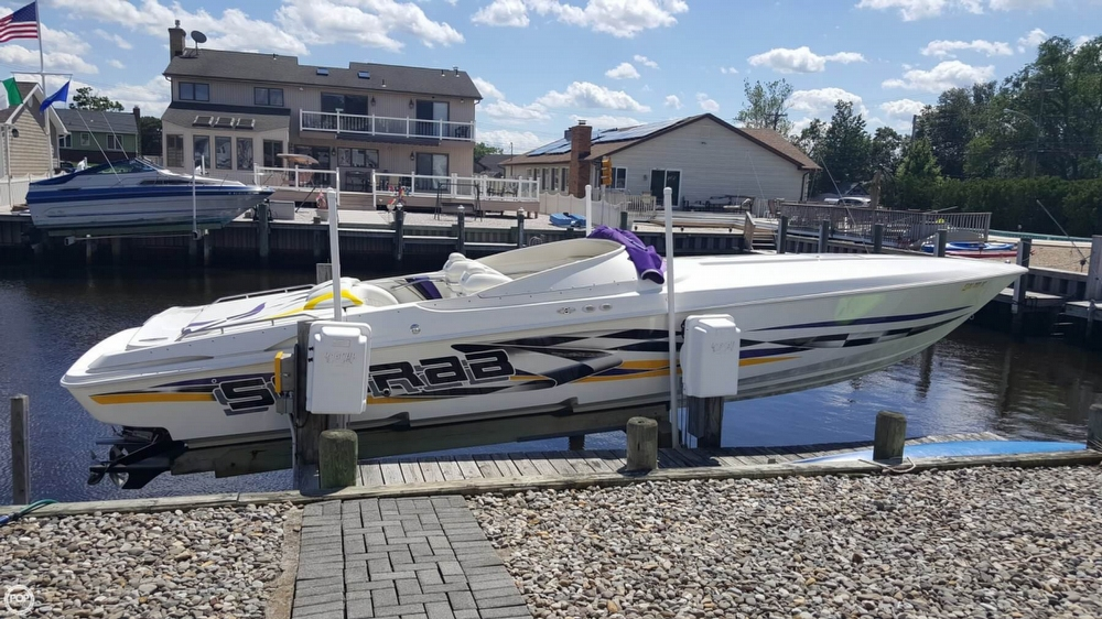 Scarab 33 AVS 2000 Scarab 33 for sale in Toms River, NJ