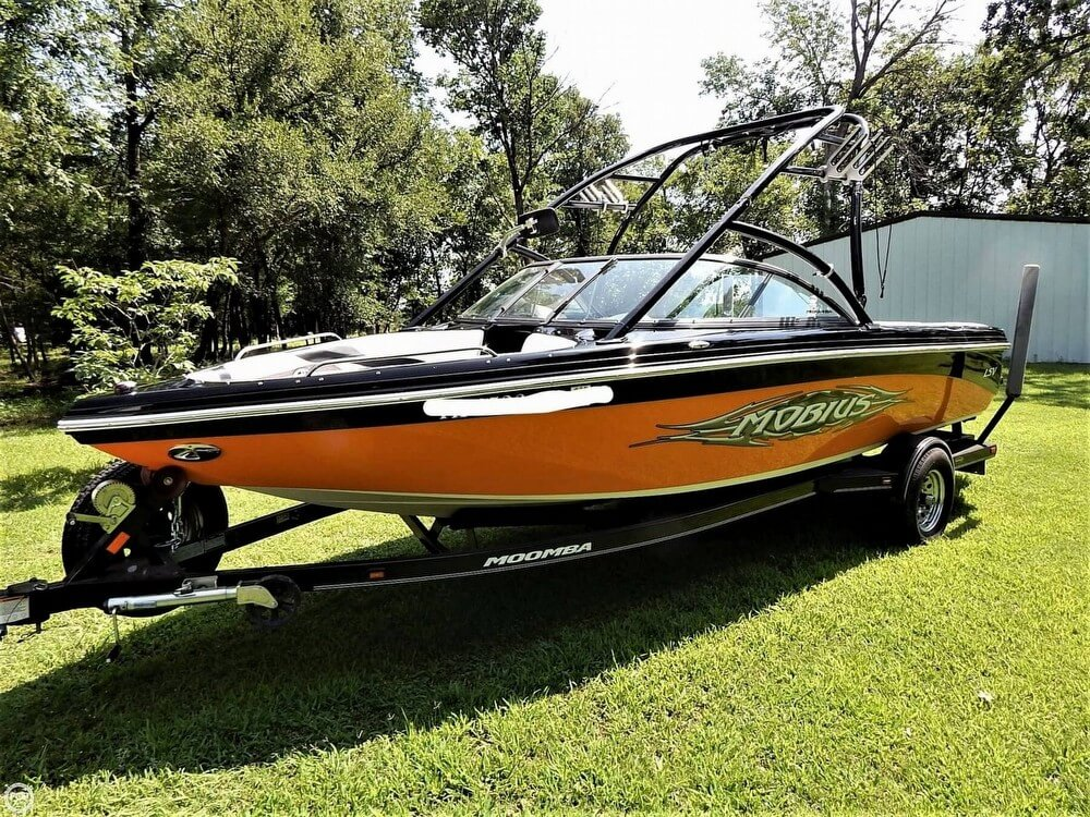 Moomba Mobius LSV 2008 Moomba Mobius LSV for sale in Blossom, TX