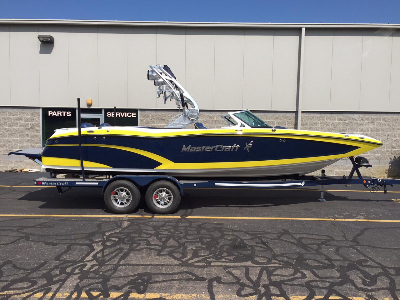 Mastercraft Sport/Ski Boat X46