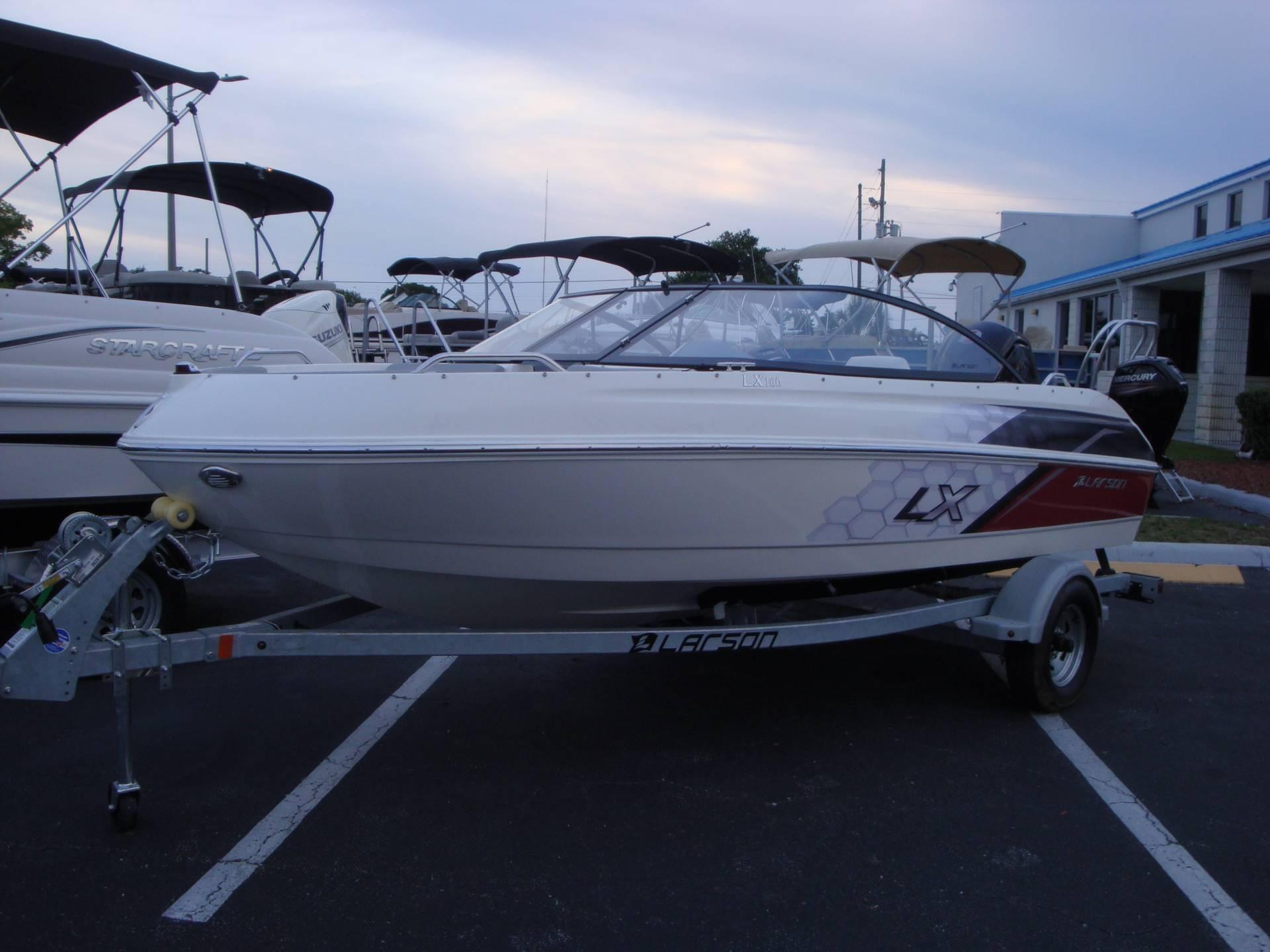 Larson LX160