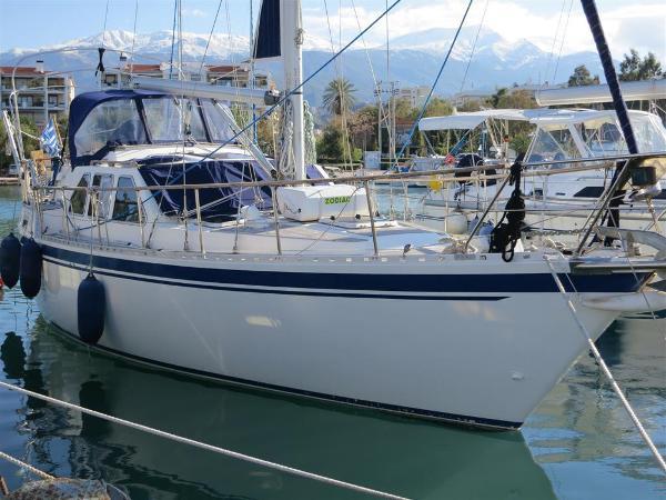 Nauticat 35 Used Nauticat 35 for sale in Greece by Alvea Yachts