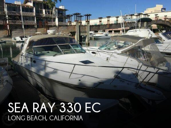 Sea Ray 330 Express Cruiser 1999 Sea Ray 330 EC for sale in Long Beach, CA