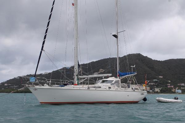 Amel Mango Offshore Ketch