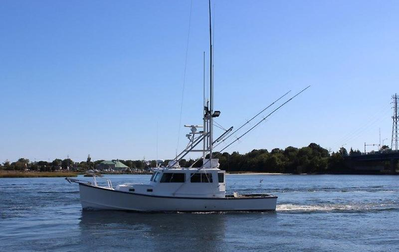 H&H Marine Osmond 38 Profile