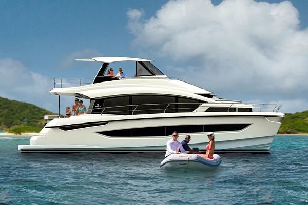 Aquila 54 Yacht Manufacturer Provided Image