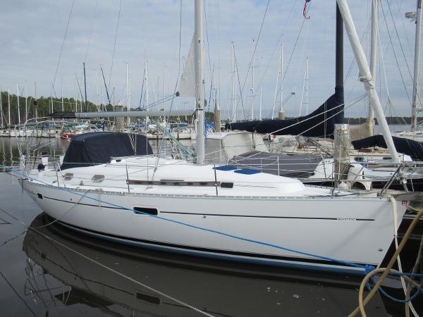 Beneteau Oceanis Clipper 361 Tarsie