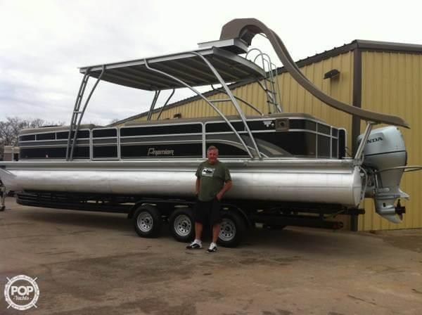 Premier 300 Sunsation 2013 Premier Pontoons 30 for sale in Burleson, TX