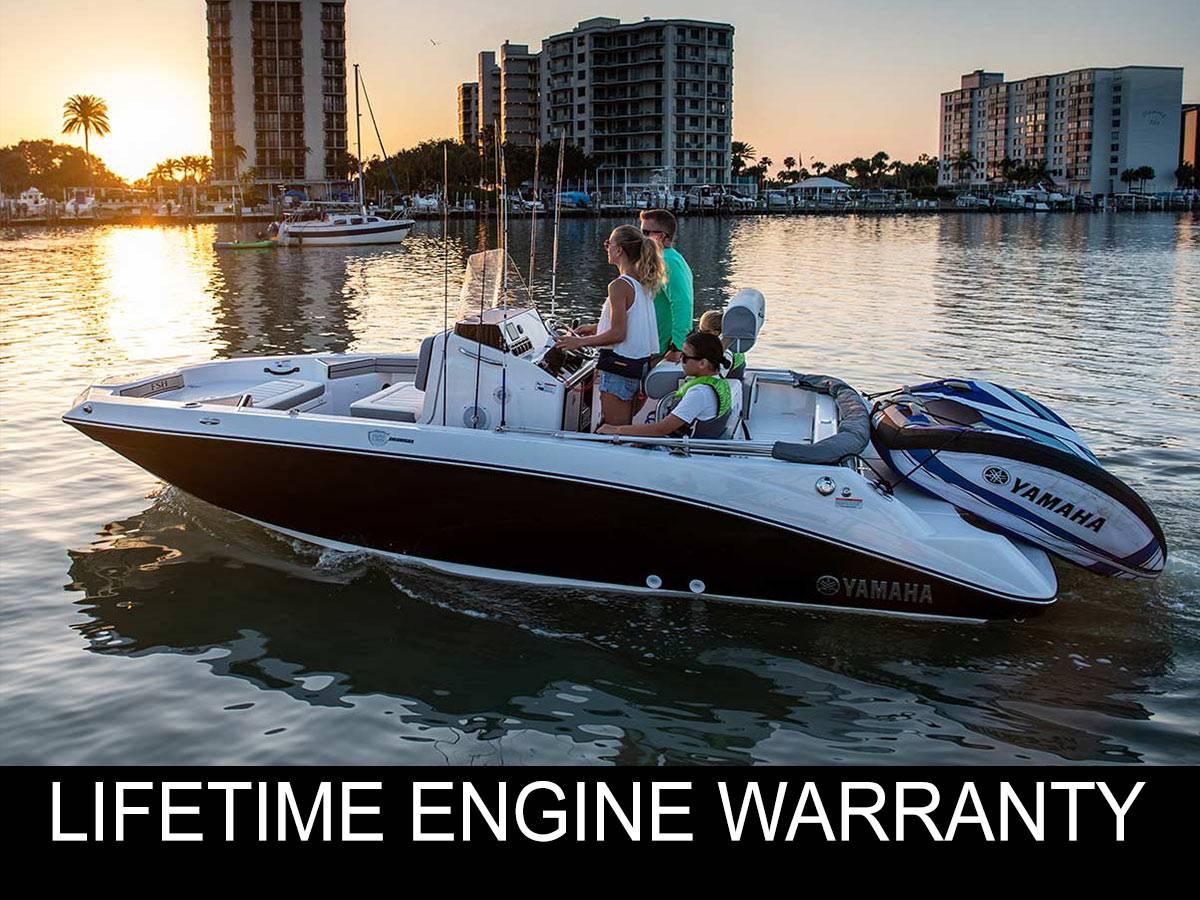 Yamaha Boats 195 FSH Deluxe