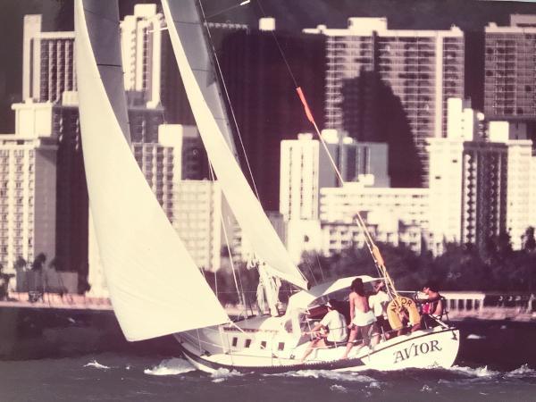 Lancer Undersail