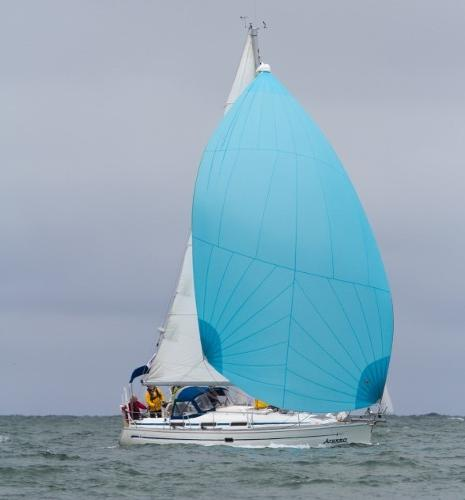 Bavaria 34 AZURRO with Spinnaker
