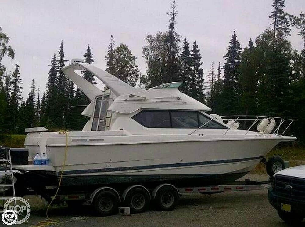 Bayliner 2858 Ciera Command Bridge 2001 Bayliner 2858 CIERA COMMAND BRIDGE for sale in Homer, AK