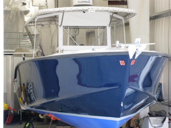 Ocean Master 31 CC 2011 Repower  AwlGrip 2011