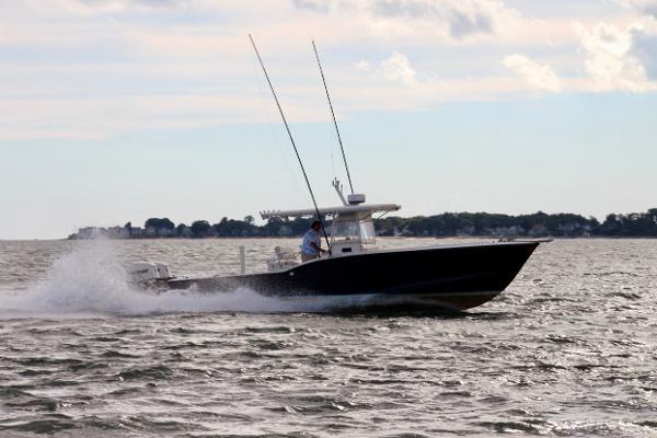 Ocean Master 31 CC 2011 Repower