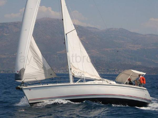 Etap 37s AYC Yachtbroker - Etap 37s