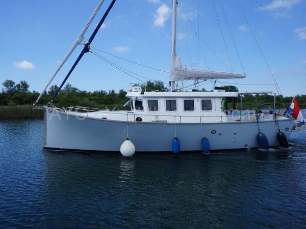 Custom TRAWLER FIFTY 38 JP BROUNS AYC - Trawler Fifty 38 Jp Brouns