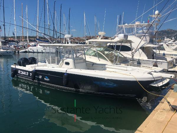 Custom Carolina Boatworks Buddy Davis 34 CC IMG_7542