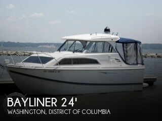 Bayliner 246 Discovery 2007 Bayliner 246 Discovery for sale in Washington, DC