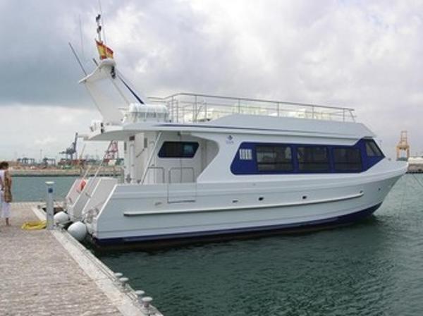Catamaran Drassanes Dalmau 50