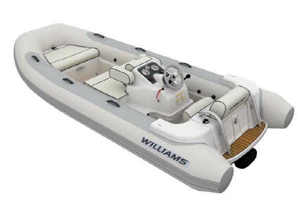 Williams Performance Tenders 385 Turbojet