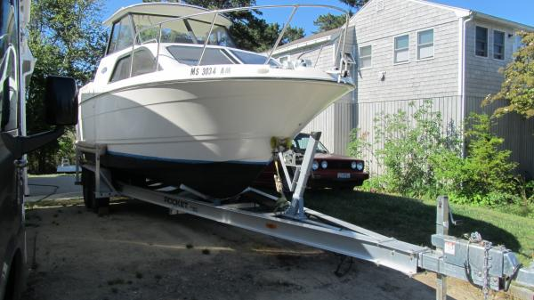 Boat and trailer package