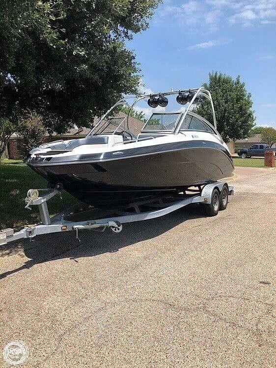 Yamaha Boats AR 240 HO 2011 Yamaha AR 240 HO for sale in Cleburne, TX