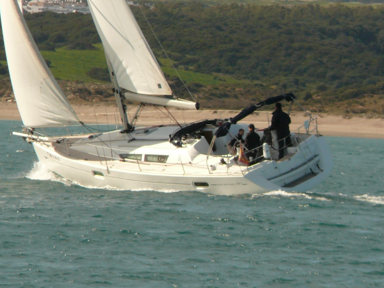 Jeanneau Sun Odyssey  39i Jeanneau Sun Odyssey 39i