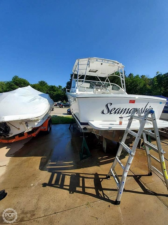 Luhrs 28 Fisherman 2006 Luhrs 28 for sale in Lorain, OH