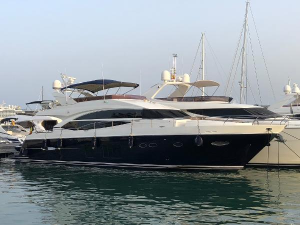 Princess 72 Motor Yacht Princess 72MY