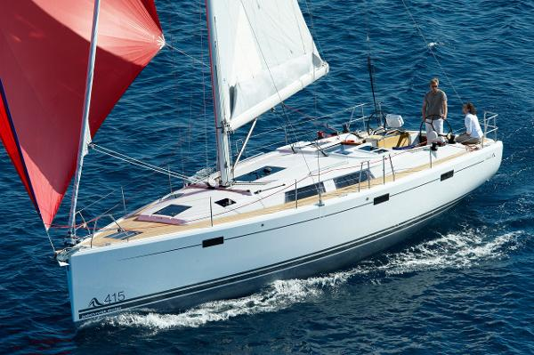 Hanse 415 Manufacturer Provided Image: Hanse 415