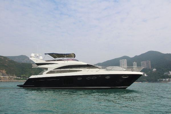 Princess 64 Motor Yacht Princess 64 Profile