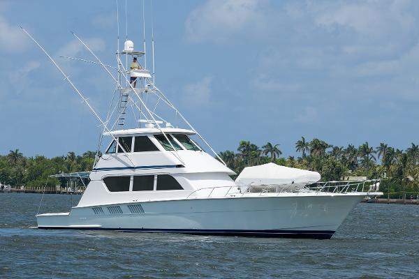 Hatteras Sport Fisherman Convertible