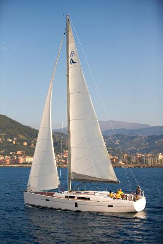 Hanse 445 Manufacturer Provided Image: Hanse 445