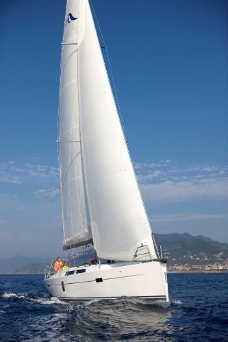Hanse 445 Sailing