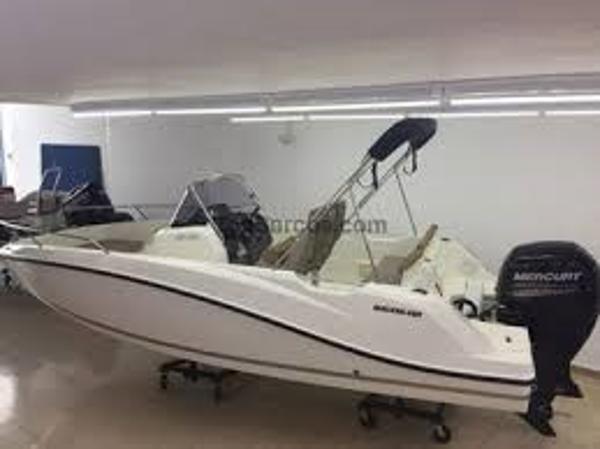 Quicksilver 605 open BoatShop Menorca - Quicksilver 605 Open