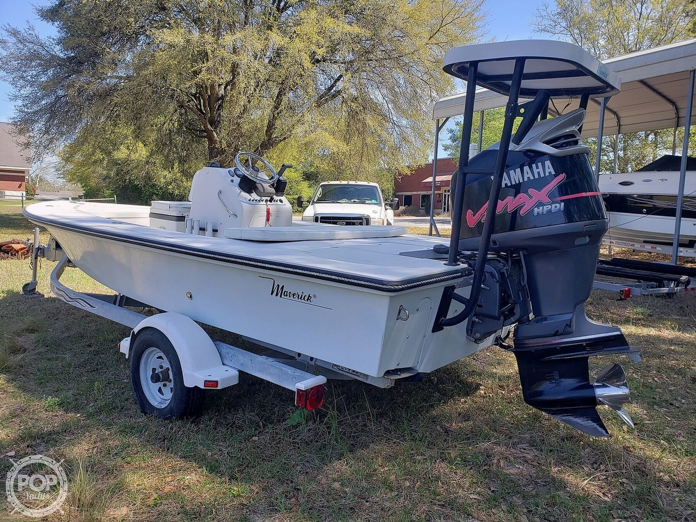 Maverick Master Angler 18 2001 Maverick Master Angler 18 for sale in Lexington, SC