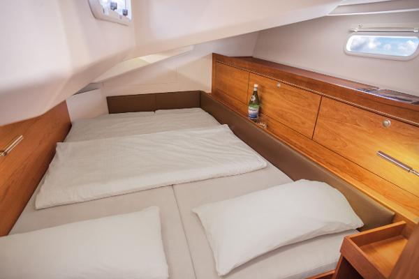 Hanse 505 Cabin