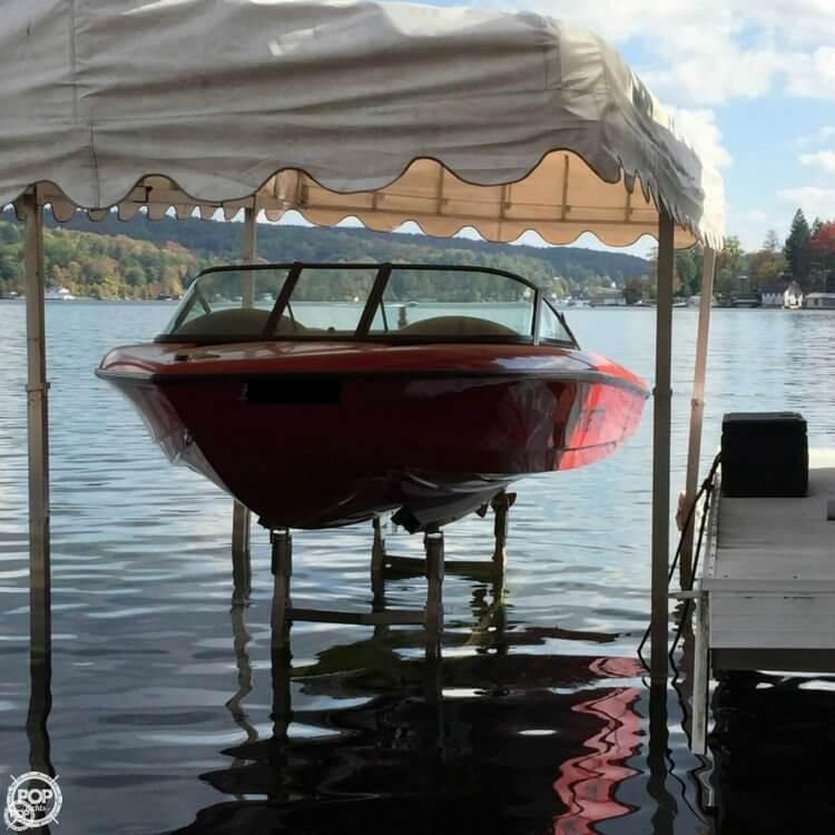 Malibu CORVETTE LIMITED EDITION SKI BOAT 1997 Malibu CORVETTE LIMITED EDITION SKI BOAT for sale in Harveys Lake, PA