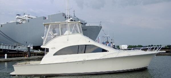 Ocean Yachts 48 Super Sport Miss Charlotte Louise