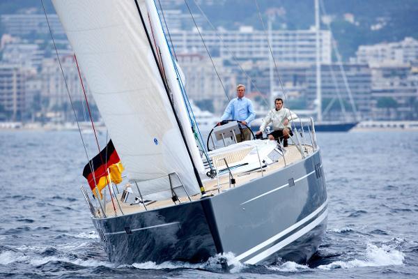 Hanse 630e Bow