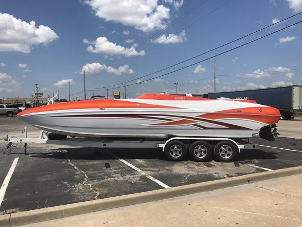 Essex Boats Boats 28 Fusion