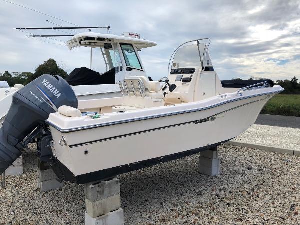Grady-White 209 Fisherman