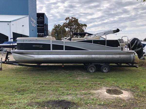 Harris FloteBote 250 Grand Mariner