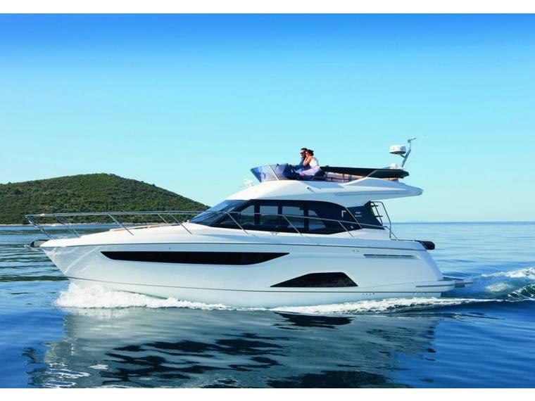Bavaria Bavaria R40 Fly NEU Motorboot